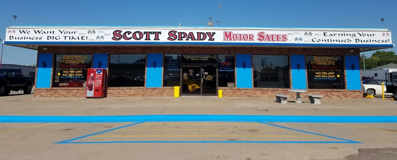 Scott Spady Motor Sales LLC