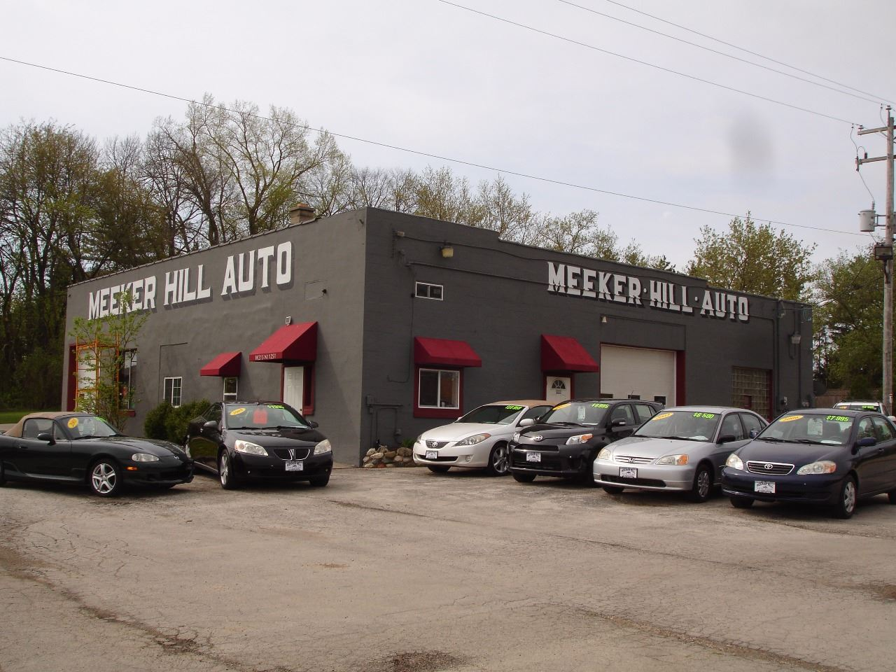 Meeker Hill Auto Sales