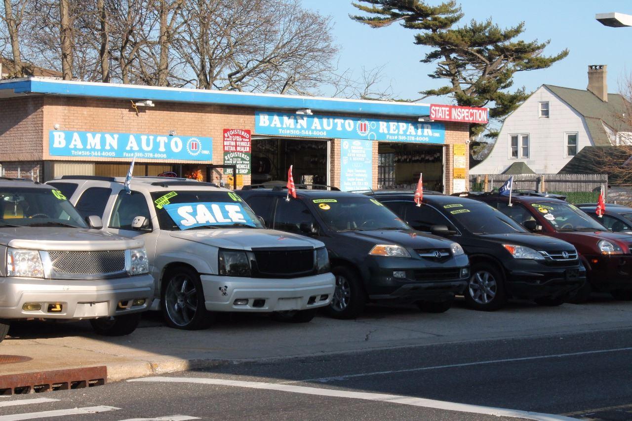 B.A.M.N. Auto II Corp.