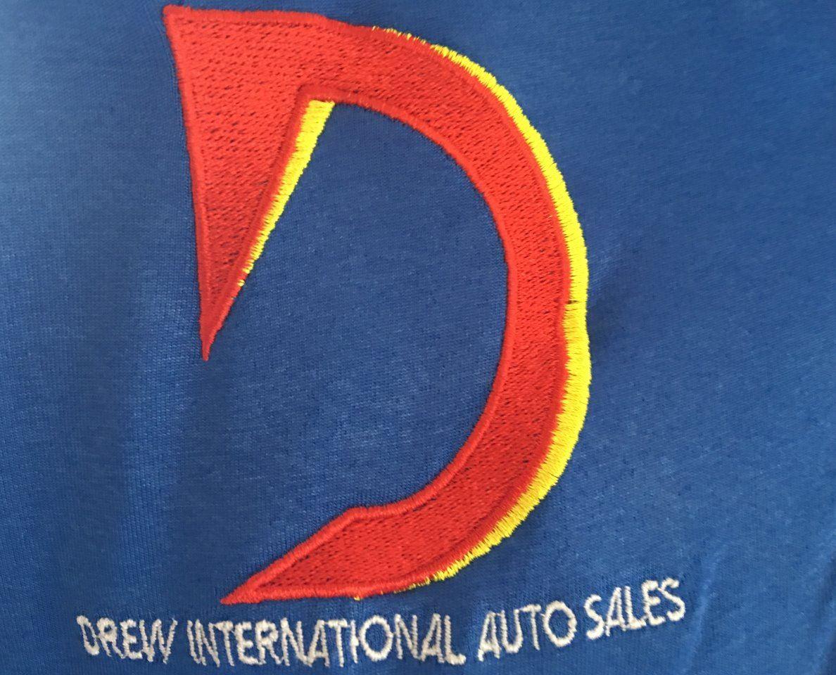 DREWS AUTO SALES INTERNATIONAL BROKERAGE