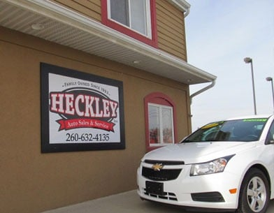 Heckley Auto Sales & Service
