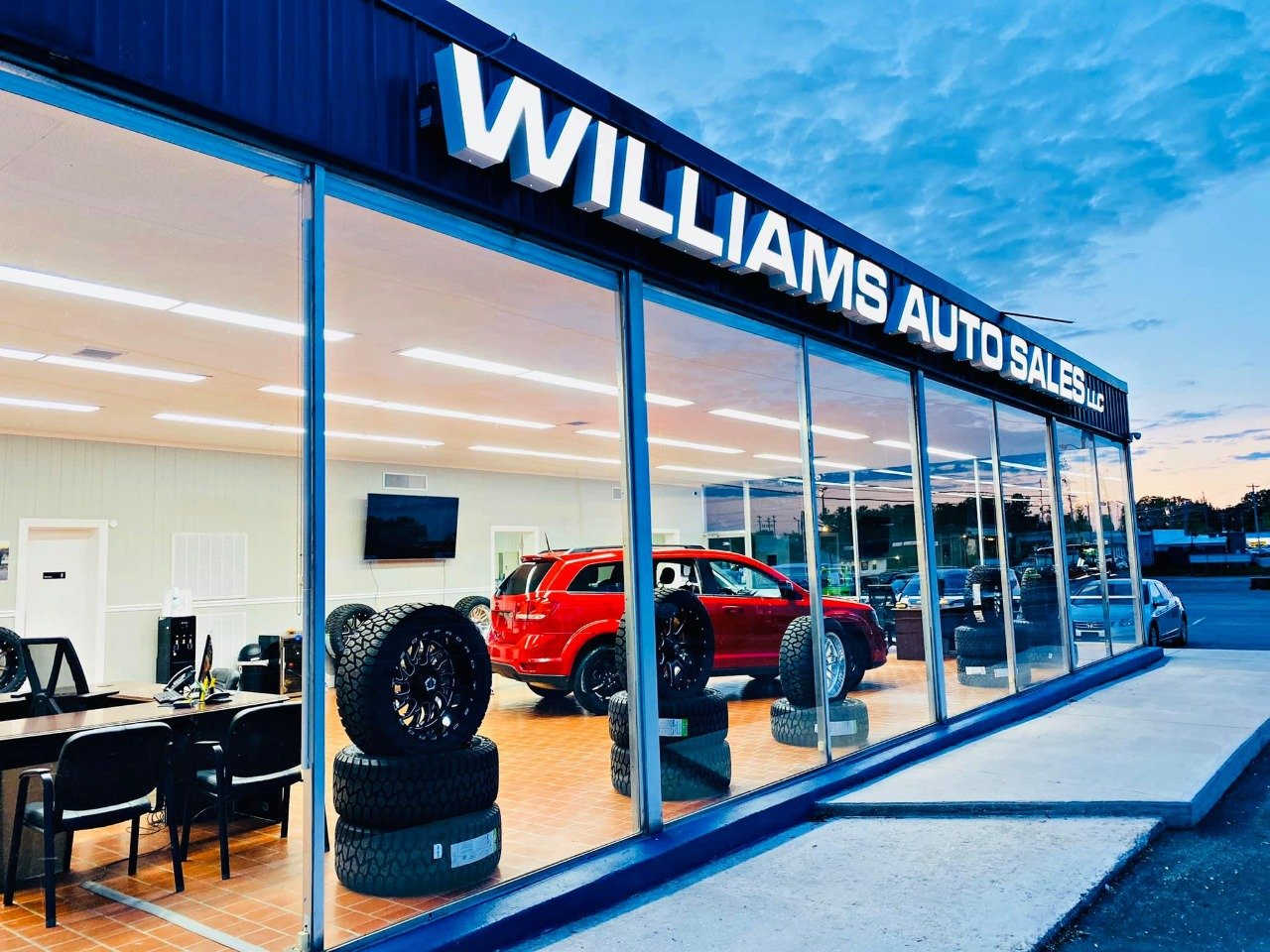 Williams Auto Sales, LLC