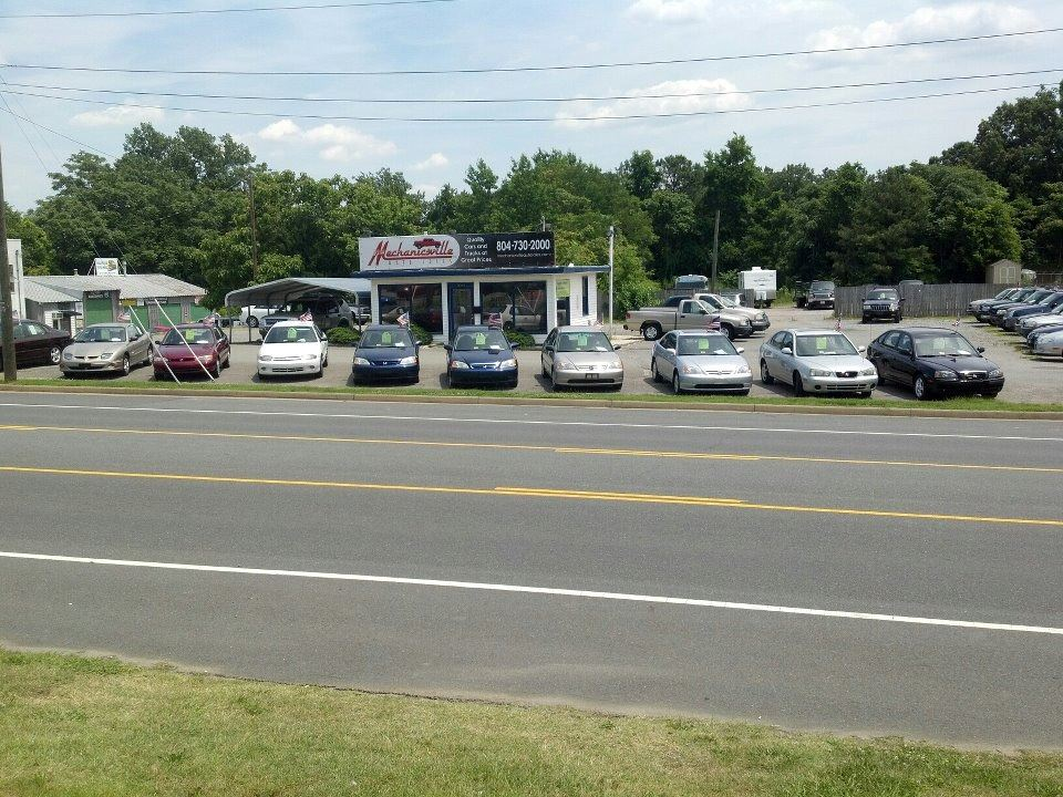 Mechanicsville Auto Sales