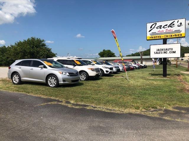 Jacks Auto Sales