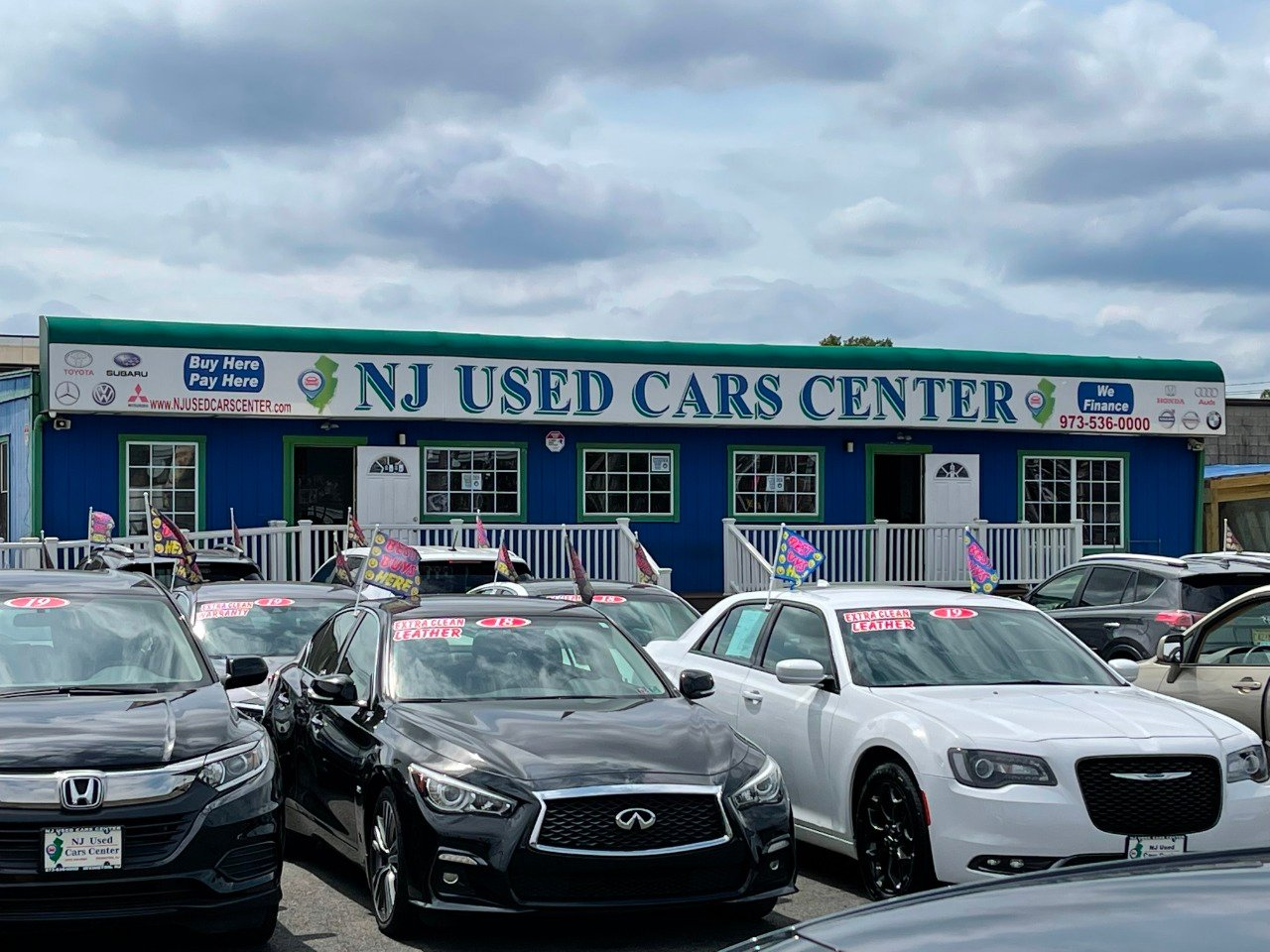 New Jersey Used Cars Center