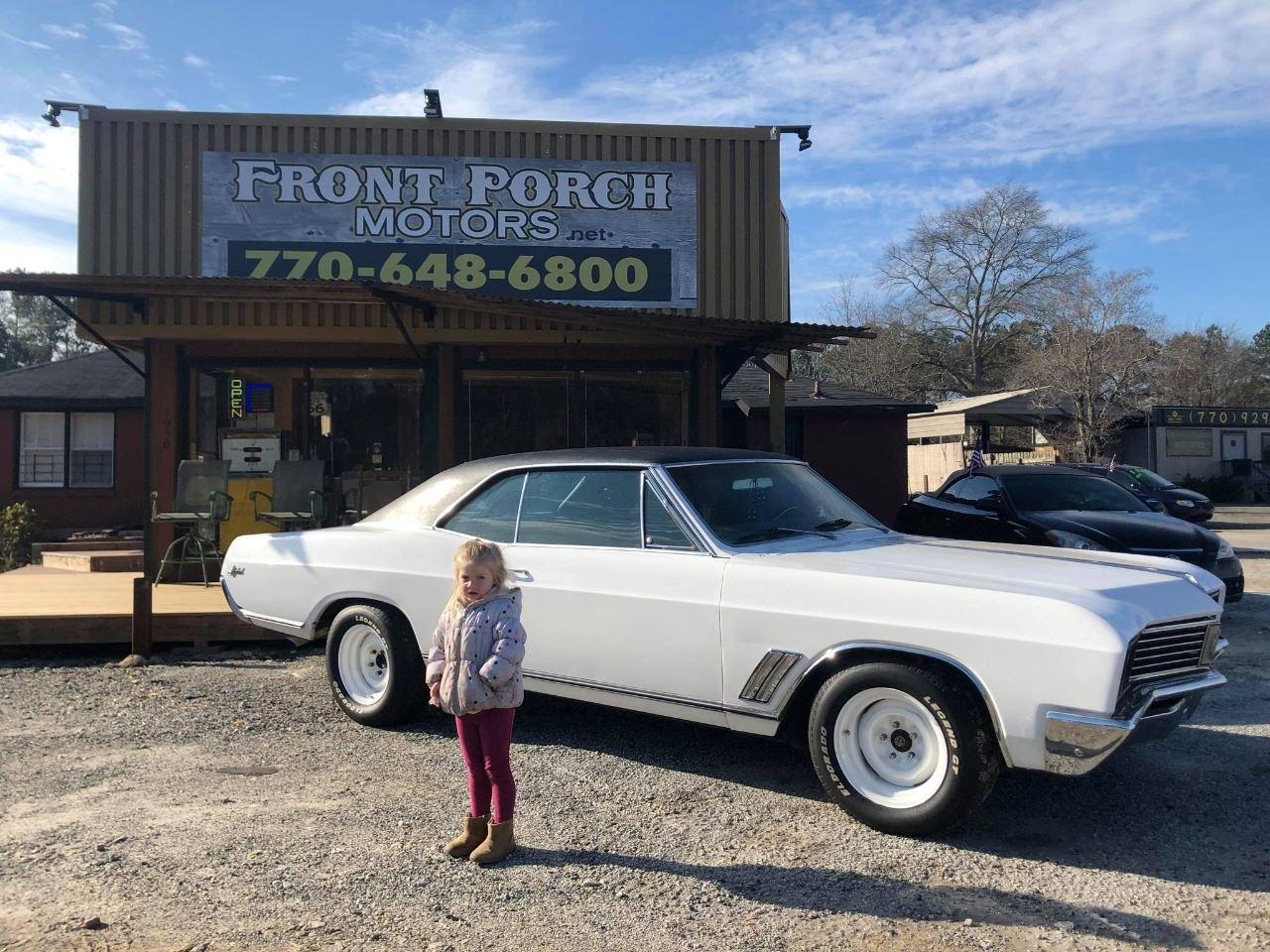 Front Porch Motors Inc.