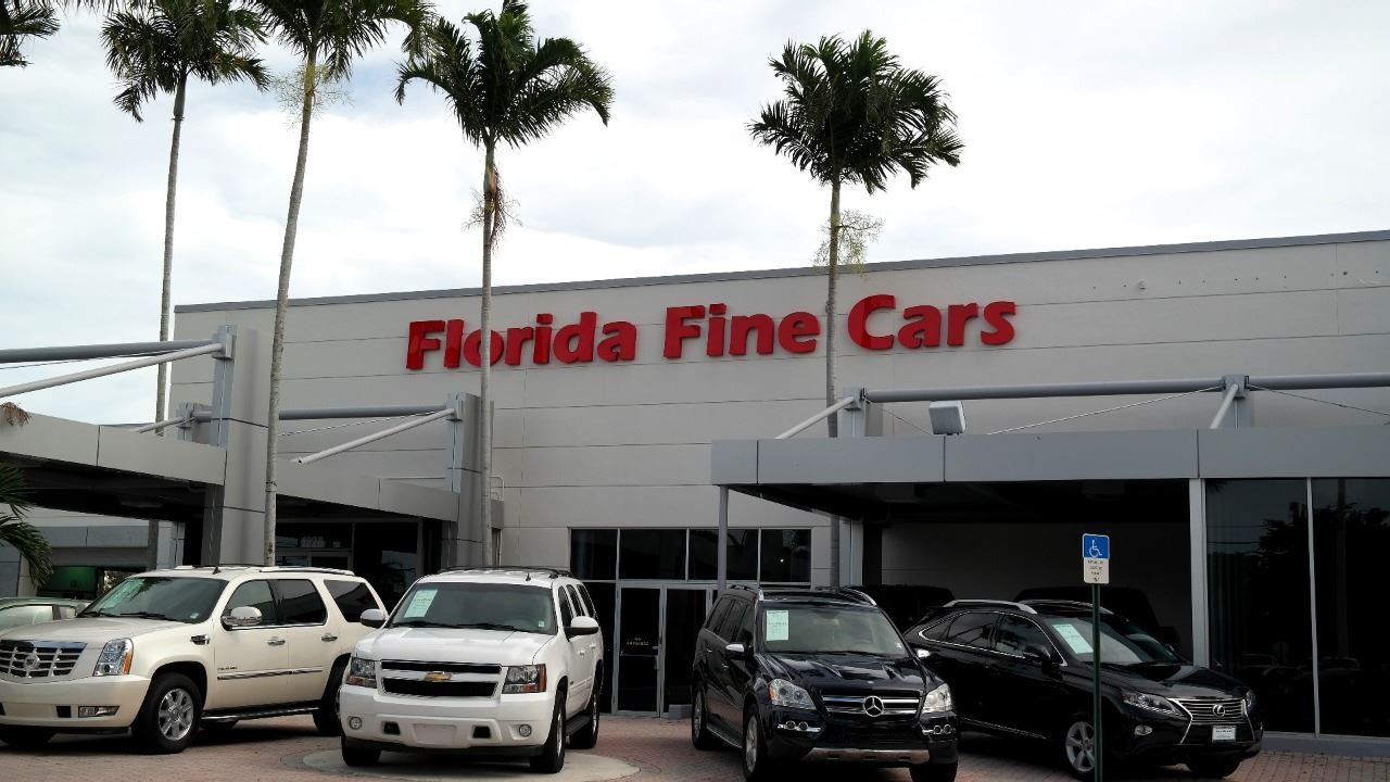 Florida Fine Cars - West Palm Beach