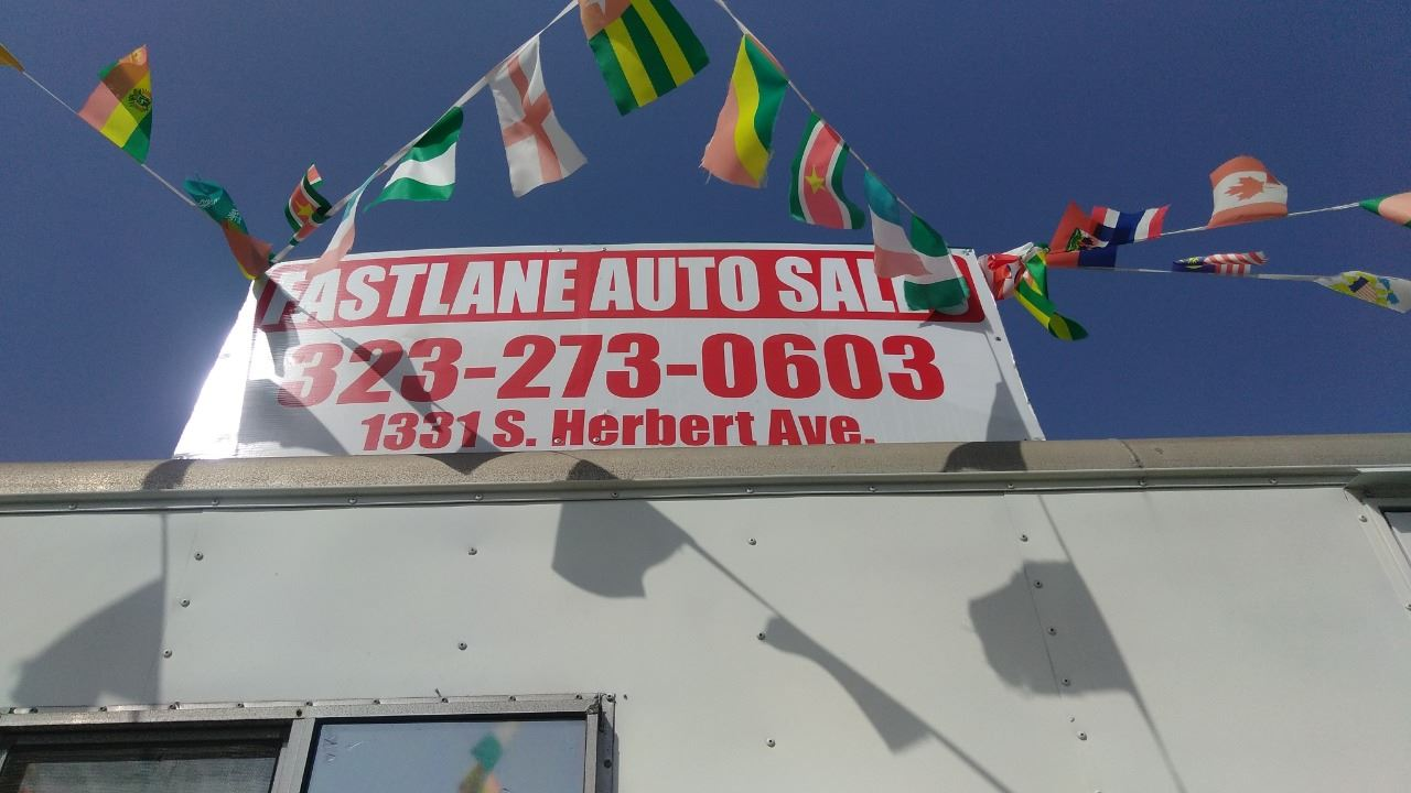Fastlane Auto Sale