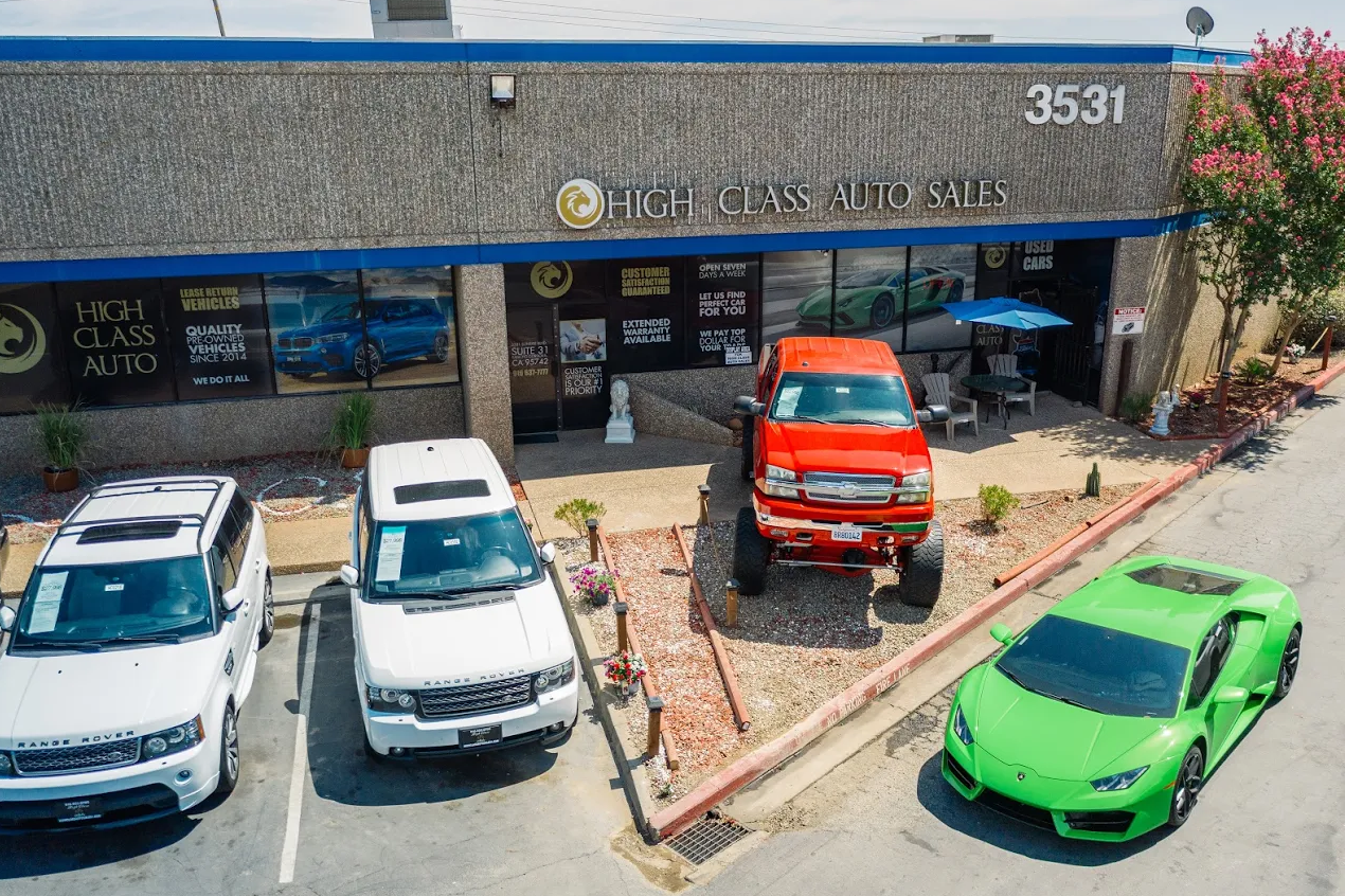 HIGH CLASS AUTO SALES