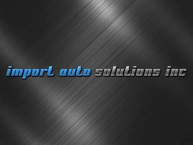 IMPORT AUTO SOLUTIONS, INC.