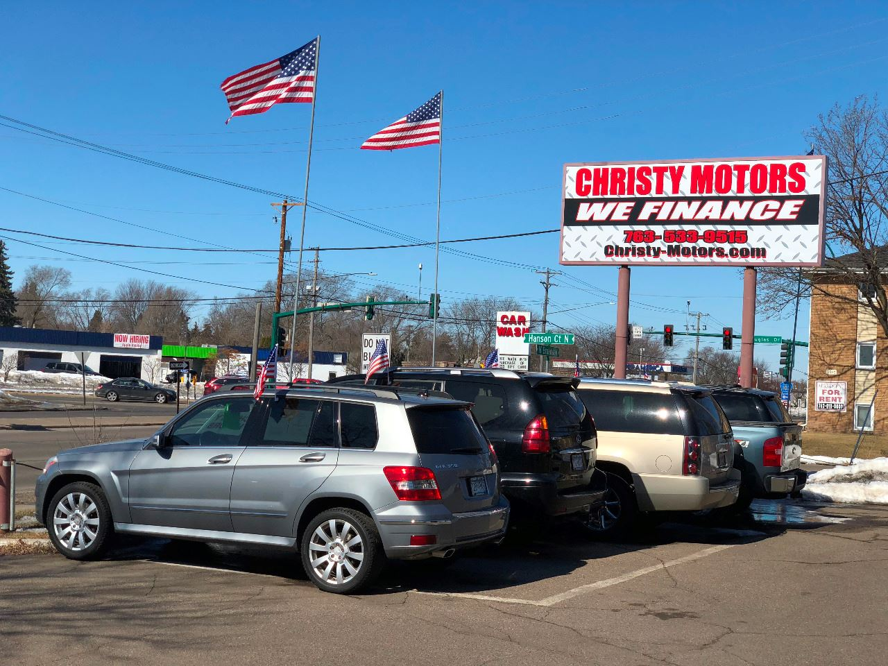 Christy Motors