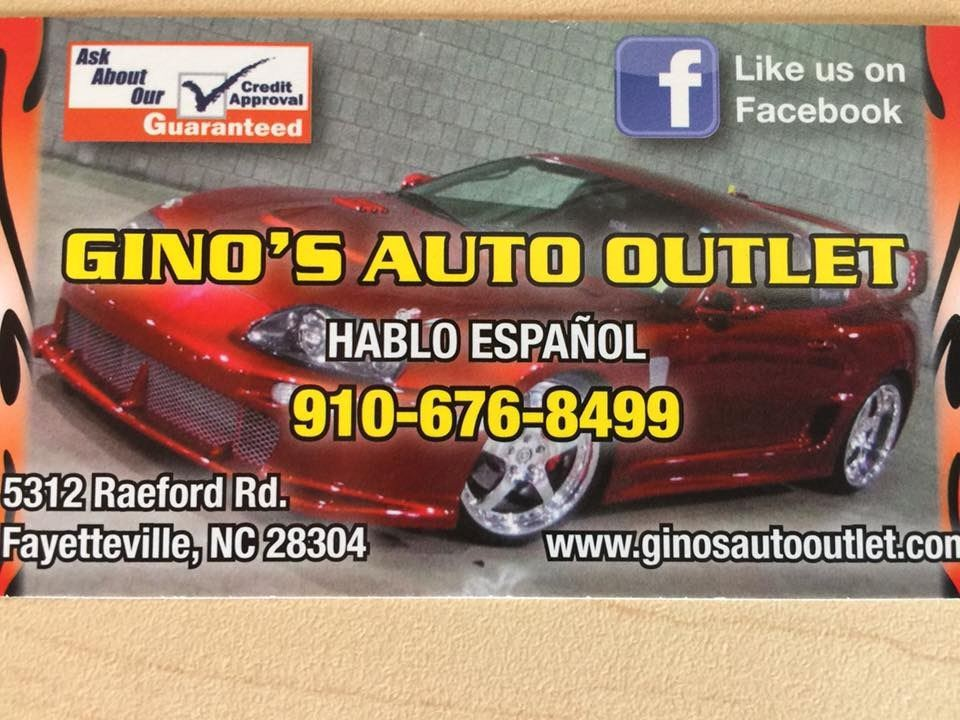 Gino's Auto Outlet