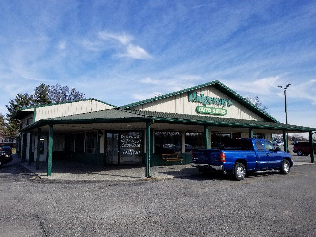 Ridgeway's Auto Sales