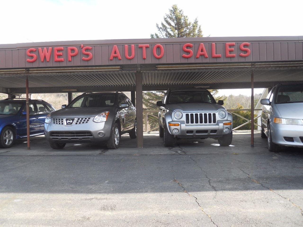 Swep's Auto Sales
