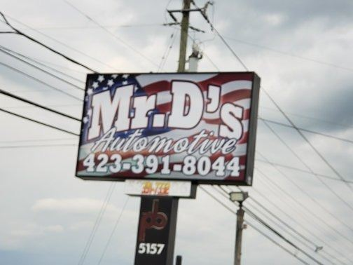 Mr. D's Automotive