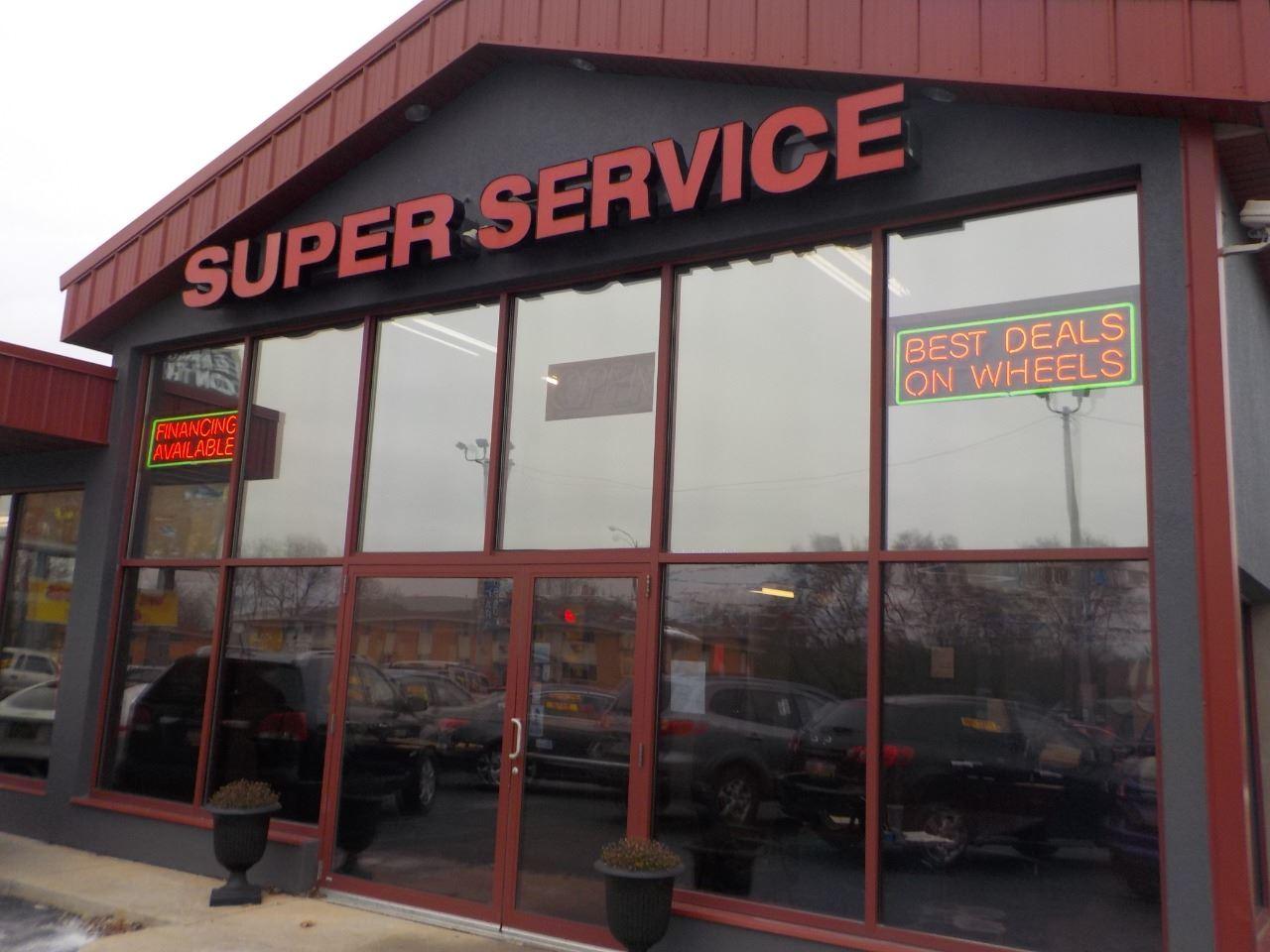 Super Service Used Cars