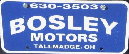 BOSLEY MOTORS INC