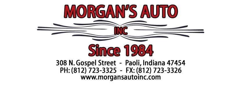 Morgan's Auto Inc