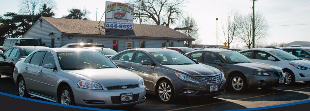 Gary Uftring's Used Car Outlet