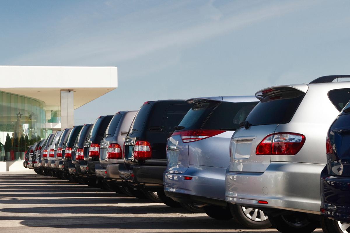 W.R. Barnhart Auto Sales