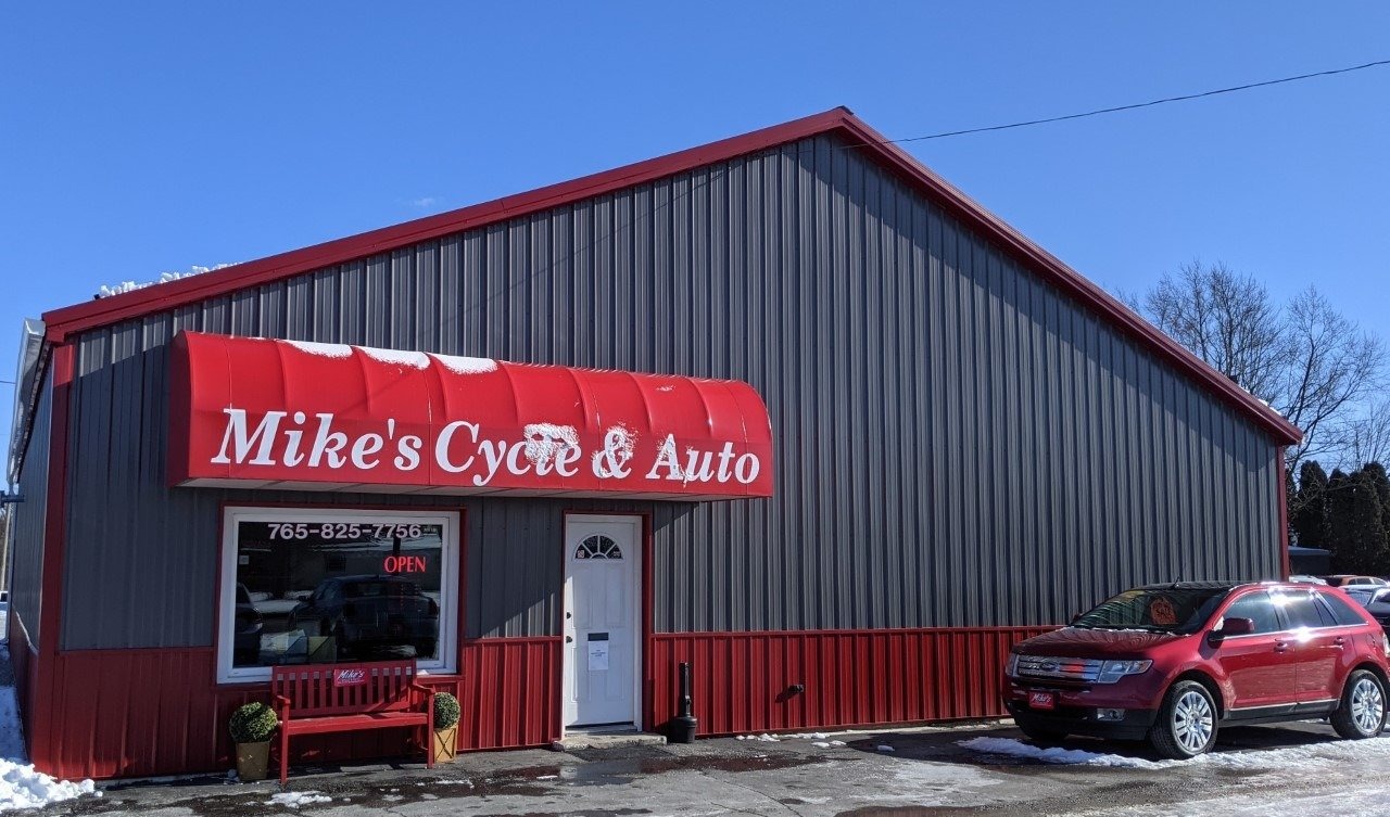 MIKE'S CYCLE & AUTO