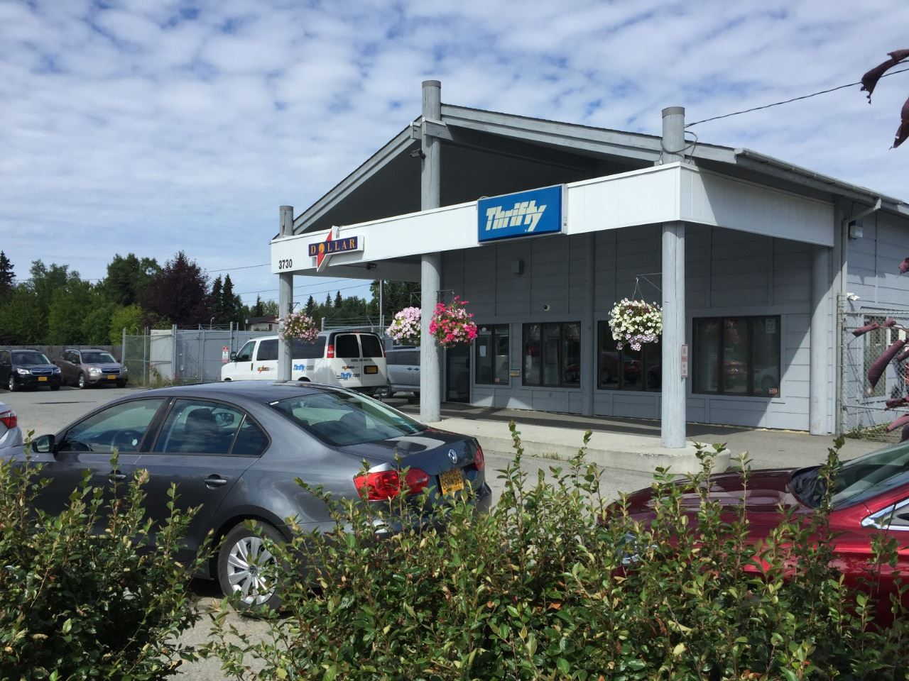 Thrifty Car Sales Alaska