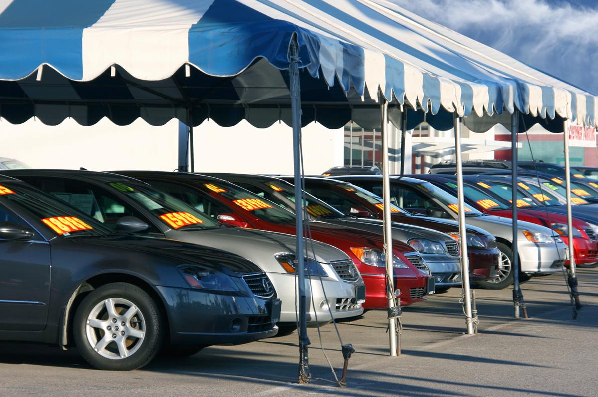 GRAND USED CARS  INC