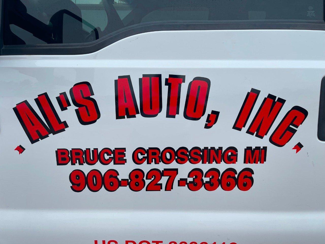 Al's Auto Inc.