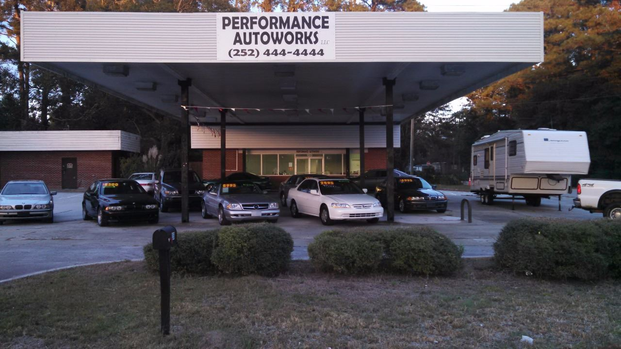 Performance Autoworks LLC