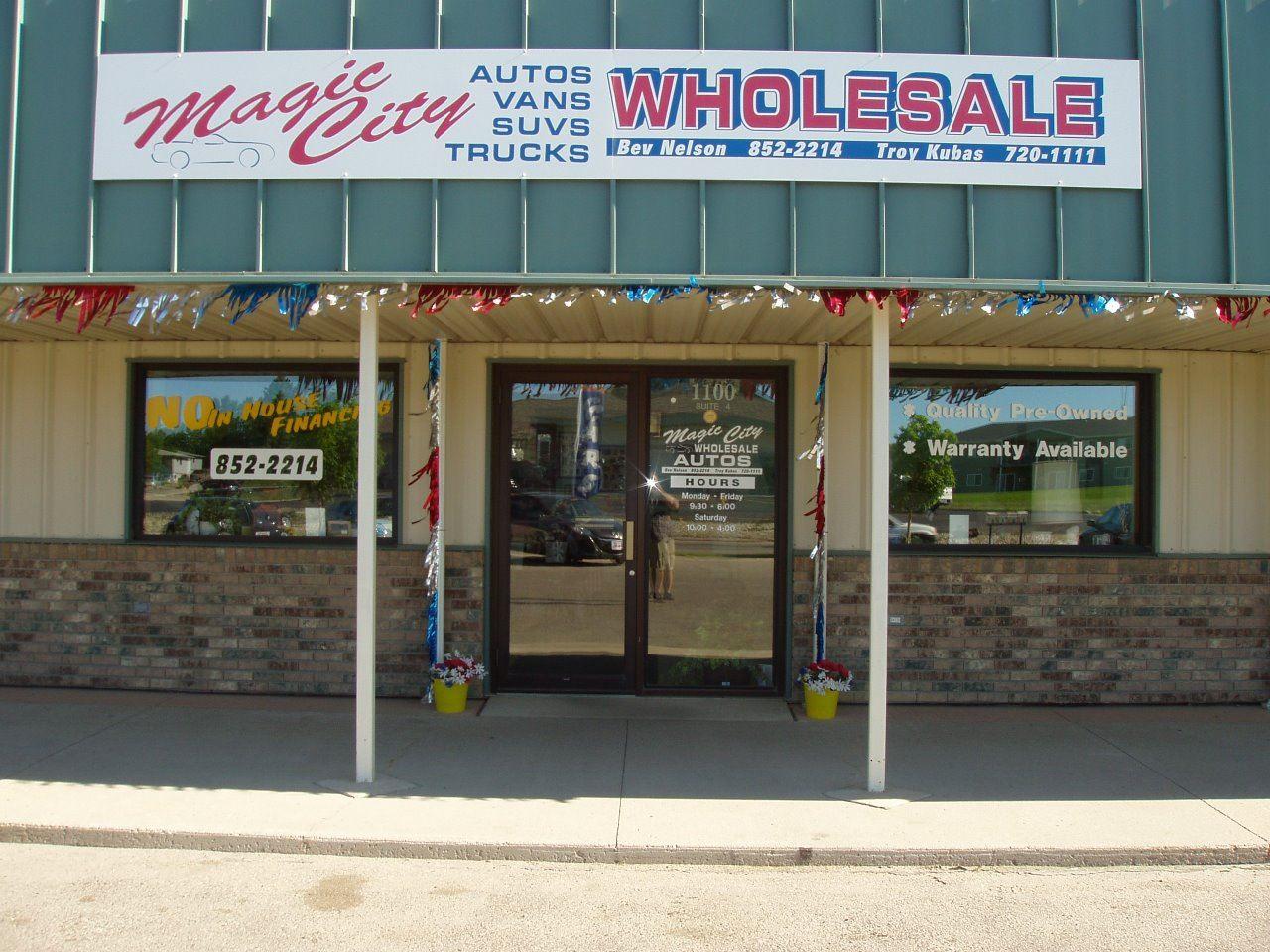 Magic City Wholesale
