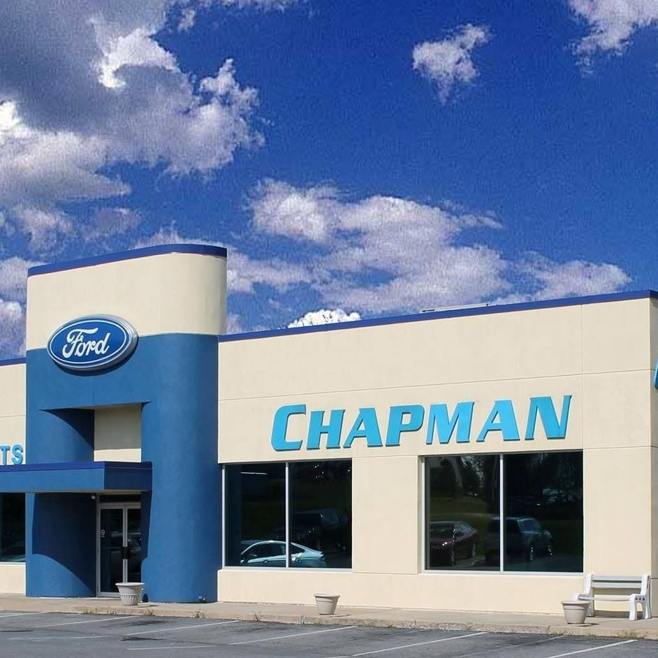 CHAPMAN FORD LANCASTER