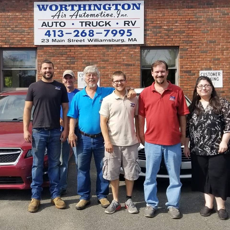 Worthington Air Automotive Inc