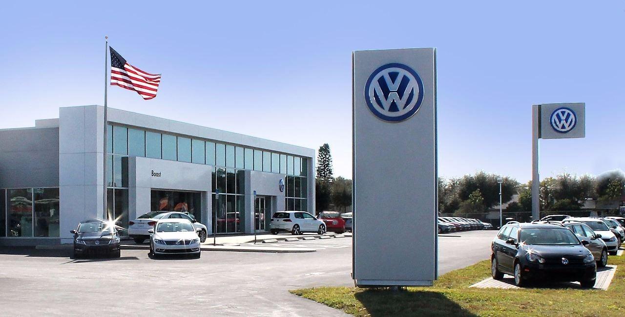 Bob Boast Volkswagen