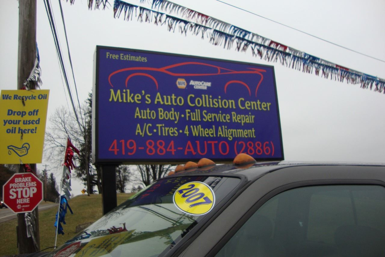 MIKES AUTO CENTER