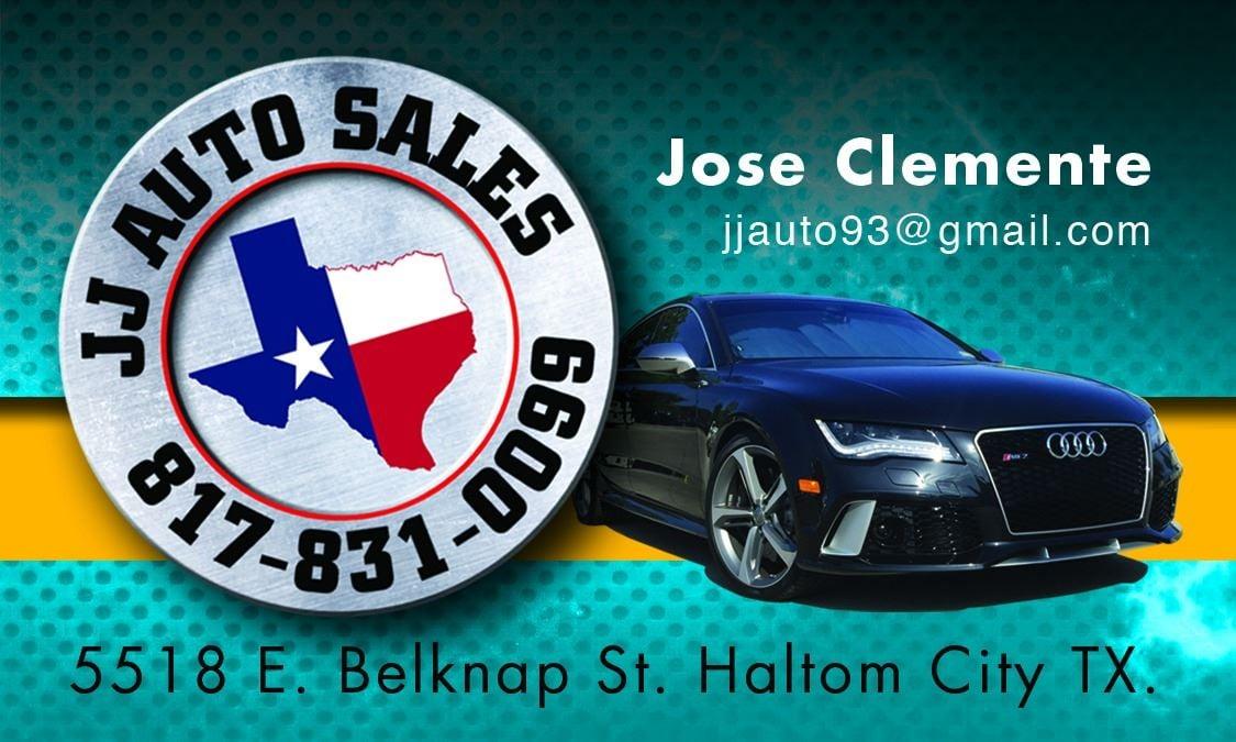 JJ Auto Sales LLC