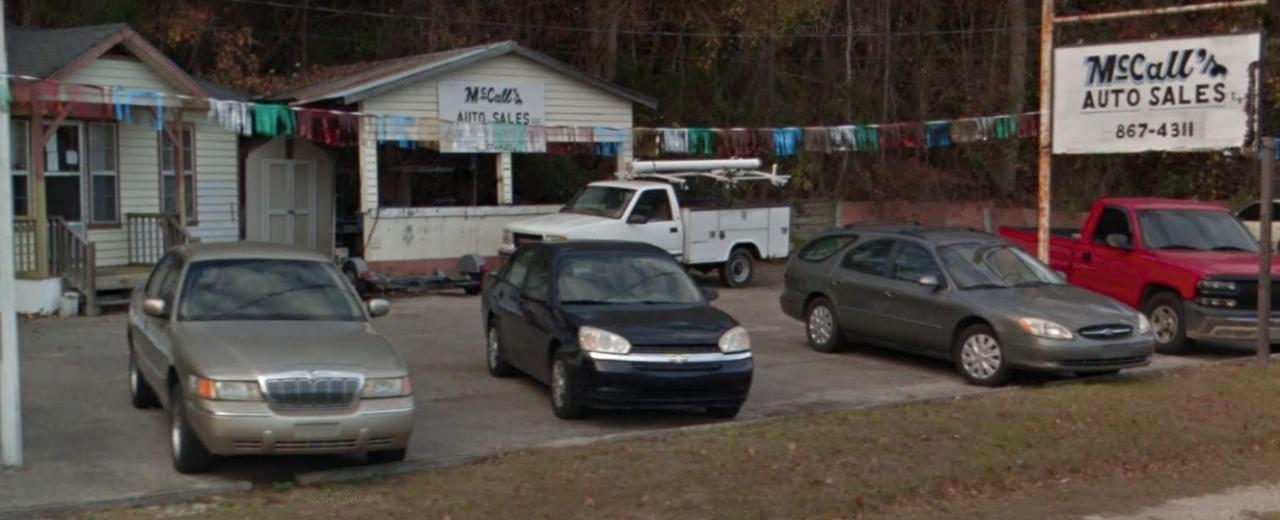 Mc Calls Auto Sales
