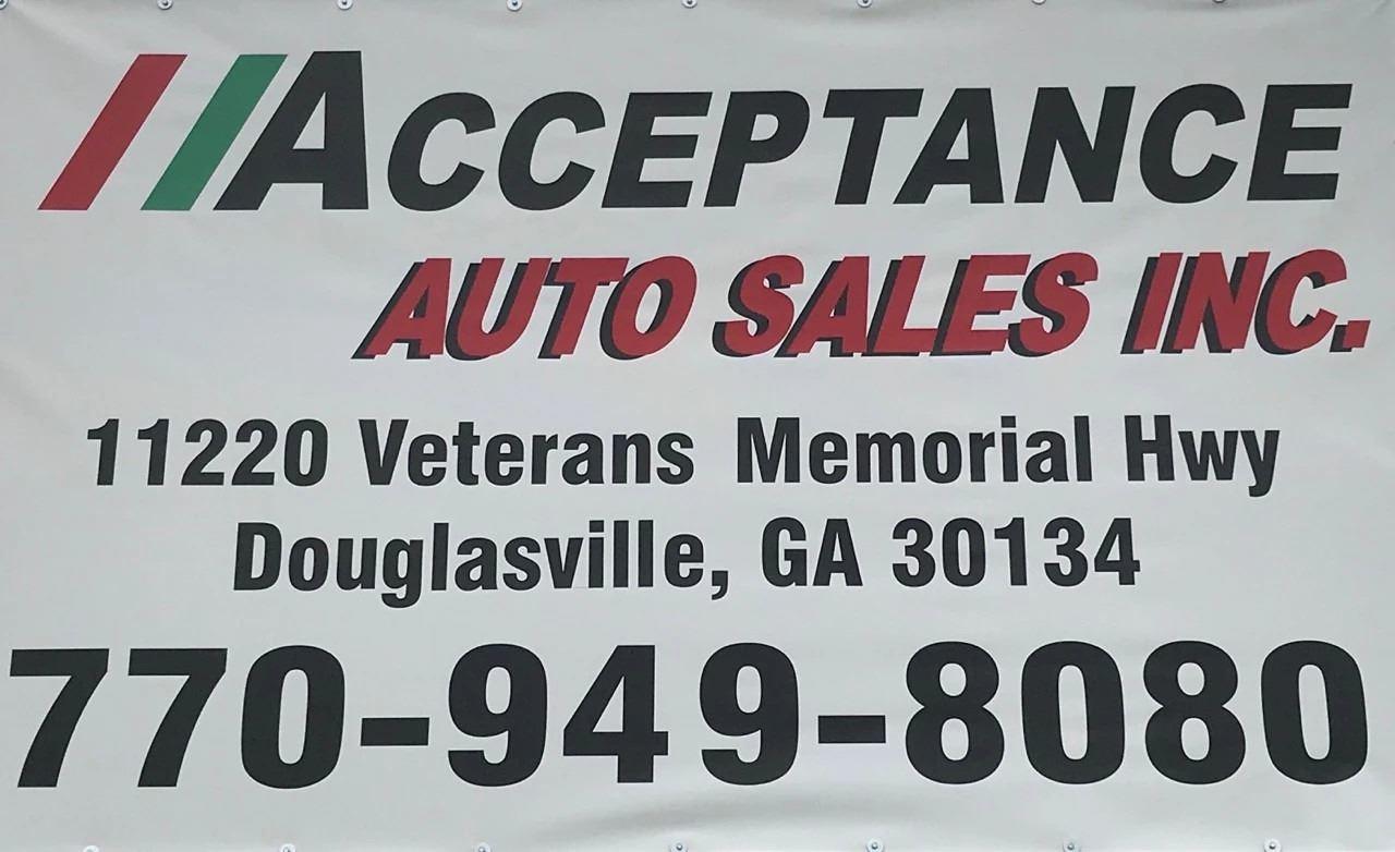 Acceptance Auto Sales Douglasville