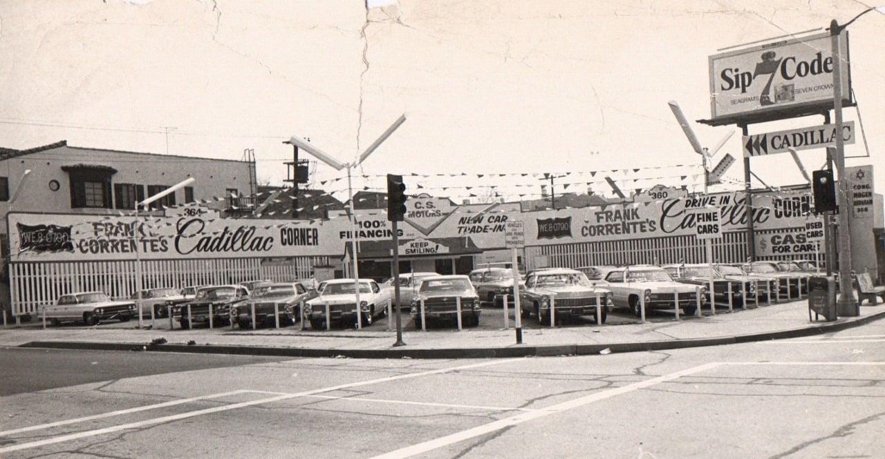 Frank Corrente Cadillac Corner