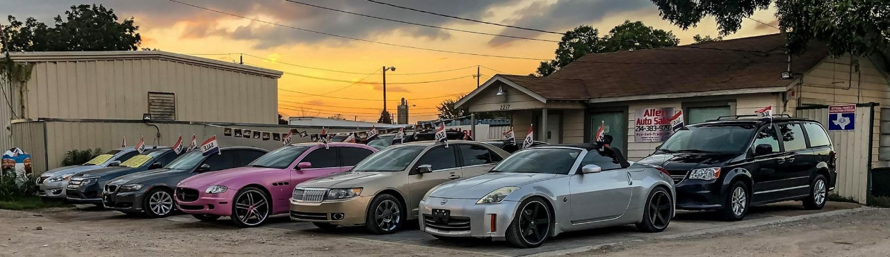 Allen Auto Sales