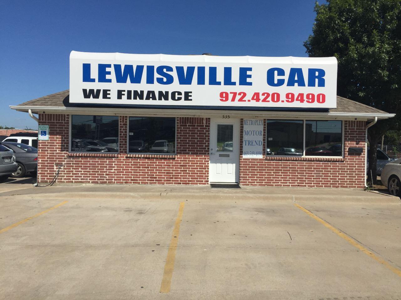 Lewisville Car