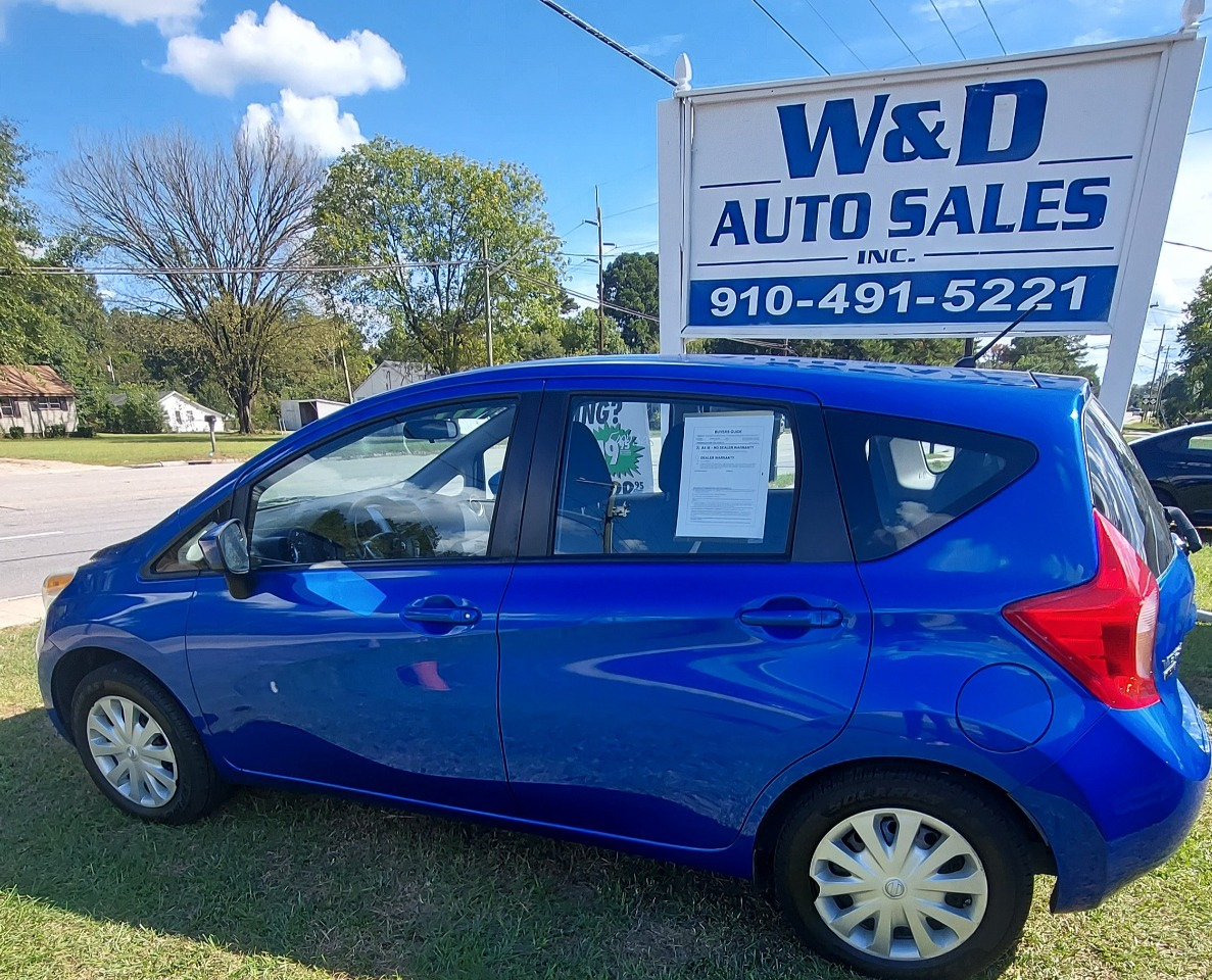 W & D Auto Sales