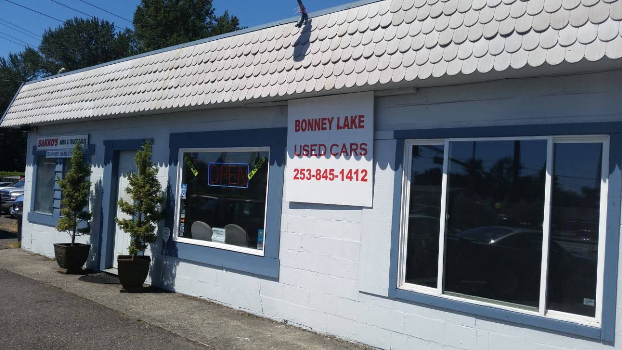 Bonney Lake Used Cars