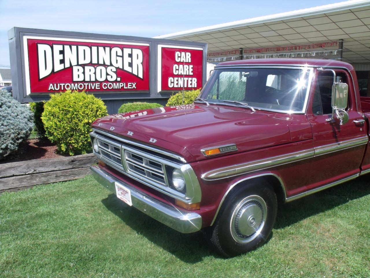 Dendinger Bros Auto Sales & Service