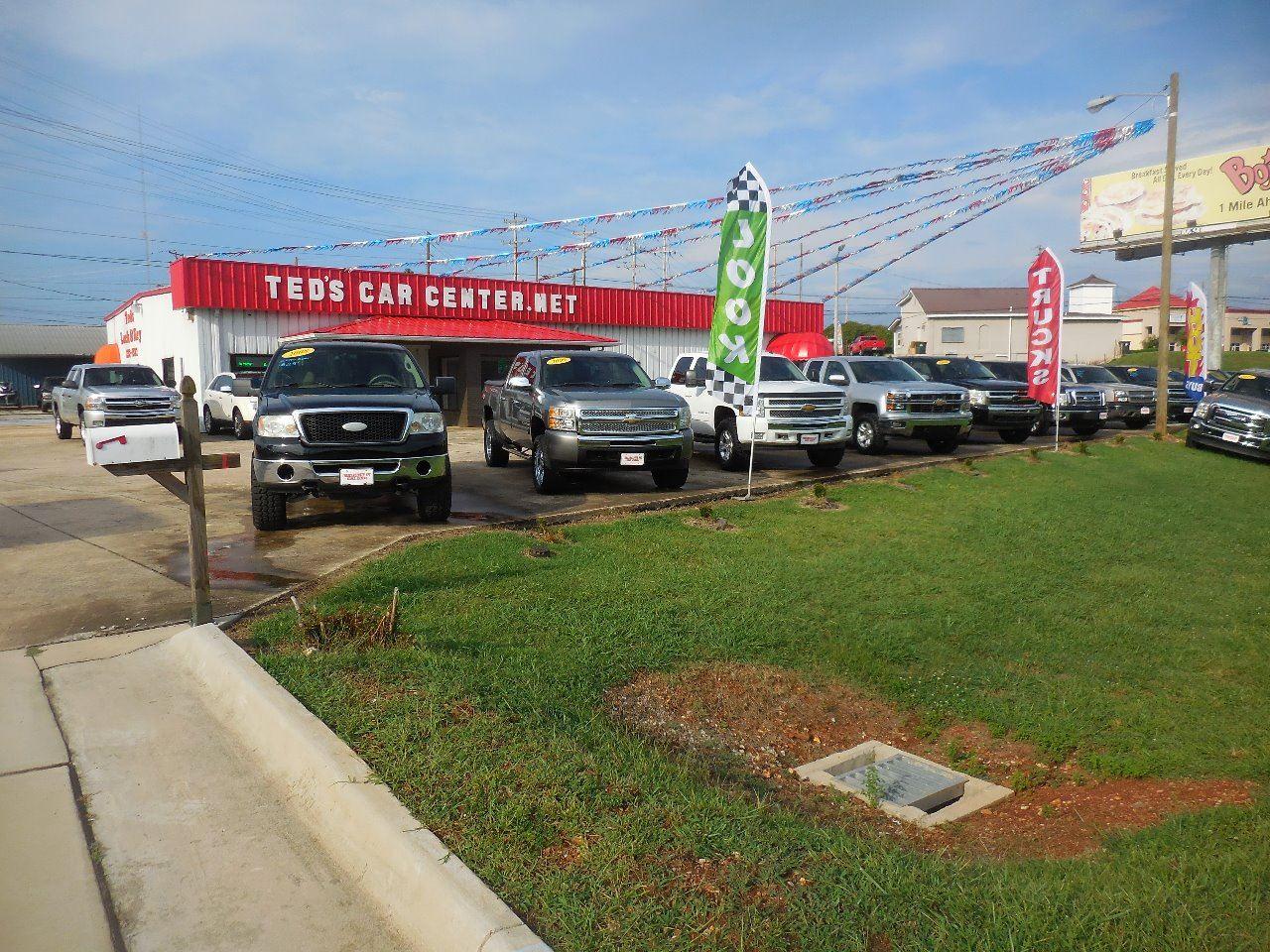 TEDS CAR CENTER