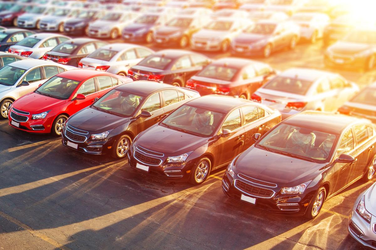 Auto Sales of VA