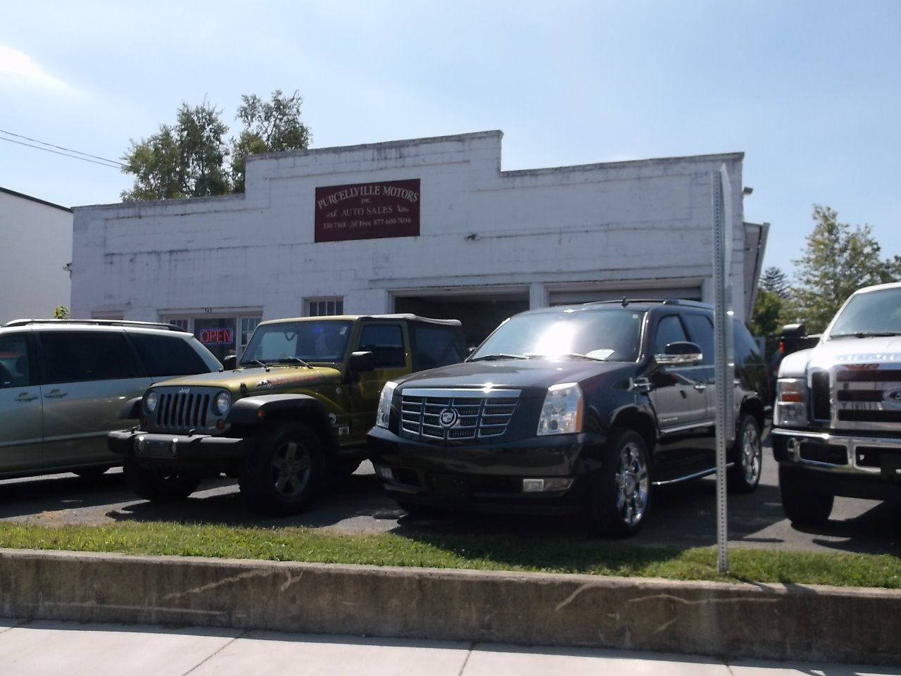 Purcellville Motors