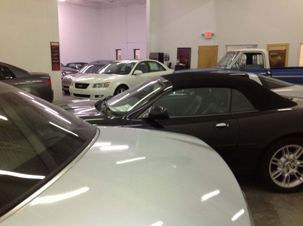 CHAGRIN VALLEY AUTO BROKERS INC
