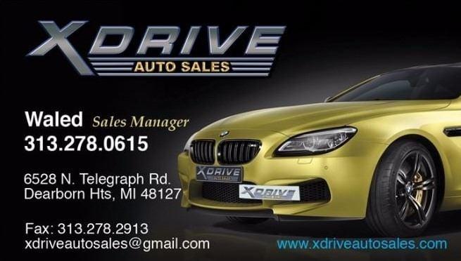 X Drive Auto Sales Inc.