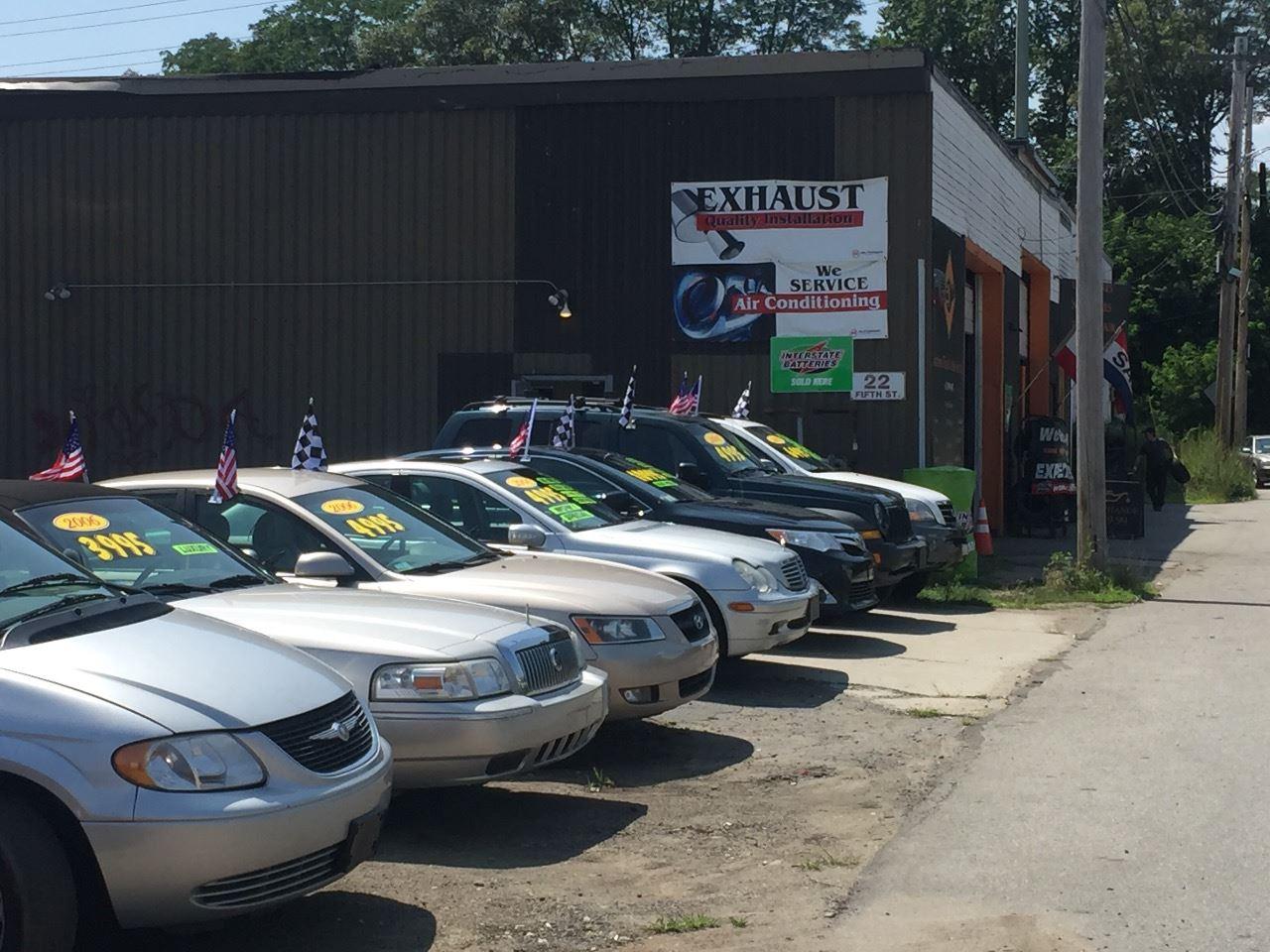 Taunton Tire and Auto Service