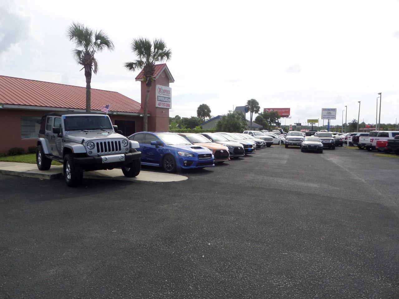Empire Automotive Group Inc.